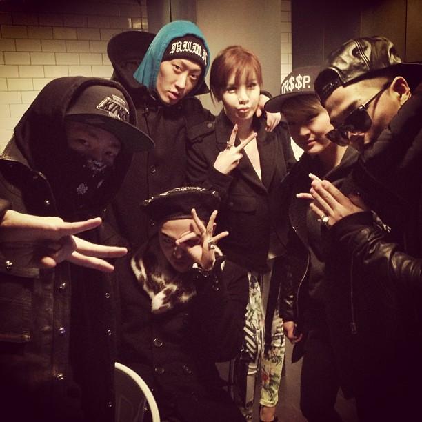 130214 - minakwon instagram
