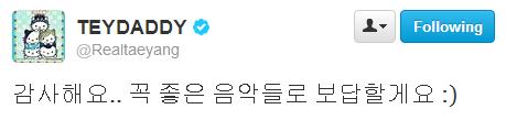 130302 - taeyang twittter
