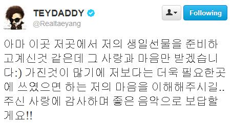 130412 - taeyang twitter